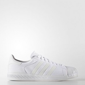 Zapatillas Adidas unisex super star bounce footwear blanco S82236-049