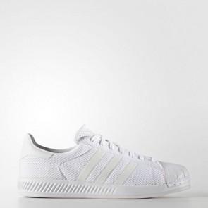 Zapatillas Adidas unisex super star bounce footwear blanco S82236-049