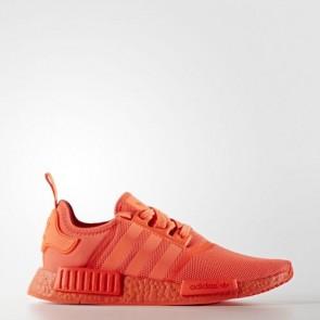 Zapatillas Adidas unisex nmd_r1 solar rojo S31507-054