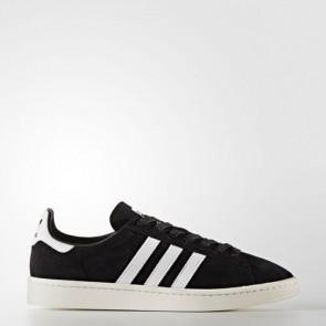 Zapatillas Adidas para hombre campus core negro/footwear blanco/chalk blanco BB0080-155