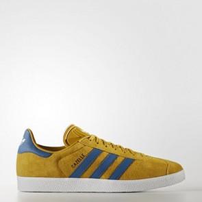 Zapatillas Adidas unisex gazelle nomad amarillo/core azul/footwear blanco BB5258-056