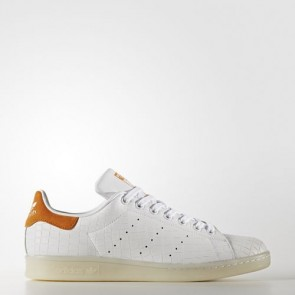 Zapatillas Adidas unisex stan smith footwear blanco/tactile naranja S82254-059