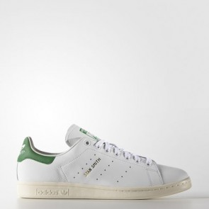 Zapatillas Adidas unisex stan smith footwear blanco/verde S75074-062