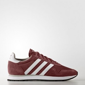 Zapatillas Adidas unisex haven mystery rojo/footwear blanco/clear granite BB1281-063
