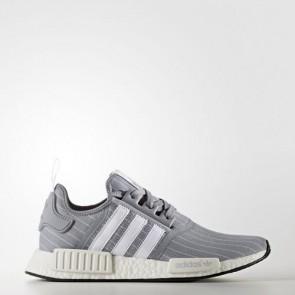 Zapatillas Adidas unisex nmd_r1 gris/ blanco/ blanco BB3123-065