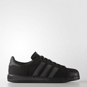 Zapatillas Adidas unisex super star bounce core negro S82237-071