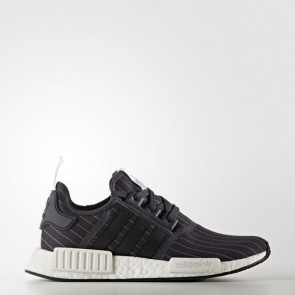 Zapatillas Adidas unisex nmd_r1 night gris/core negro/ blanco BB3124-078