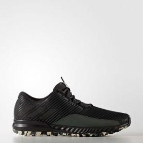 Zapatillas Adidas para hombre crazy bounce turf core negro/utility ivy BA9801-158