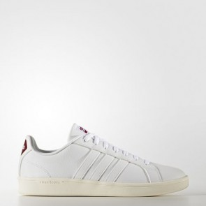 Zapatillas Adidas unisex cloudfoam advantage footwear blanco/collegiate burgundy AW3924-096