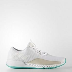 Zapatillas Adidas para hombre crazy bounce chill footwear blanco/energy azul BA8968-160