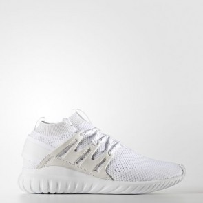 Zapatillas Adidas unisex tubular nova primeknit footwear blanco/vintage blanco S80106-108