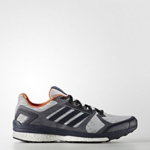 Zapatillas Adidas unisex super nova sequence 9 lgh solid gris/night navy/midnight gris BB1612-110