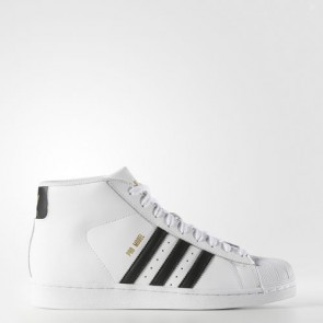 Zapatillas Adidas unisex pro model blanco/core negro S85956-112