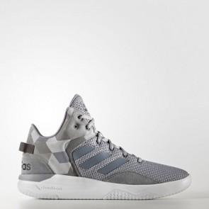 Zapatillas Adidas para hombre cloudfoam revival mid gris/core negro AW3950-161