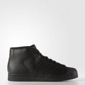 Zapatillas Adidas unisex pro model core negro S85957-118