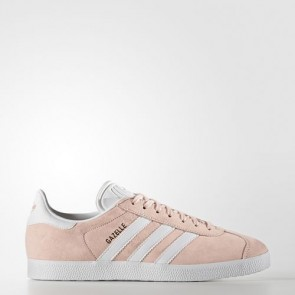 Zapatillas Adidas unisex gazelle vapour rosa/blanco/gold metallic BB5472-128