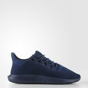 Zapatillas Adidas unisex tubular shadow mystery azul/core negro/collegiate navy BB8825-135