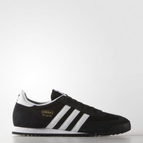 Zapatillas Adidas unisex dragon core negro/blanco/gold metallic G16025-136