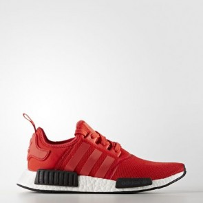 Zapatillas Adidas unisex nmd_r1 rojo/rojo/ blanco BB1970-144