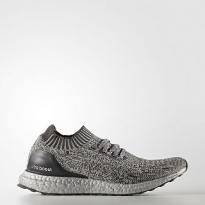 Zapatillas Adidas unisex ultra boost uncaged medium gris/gris oscuro/silver metallic BA7997-145