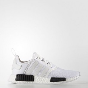 Zapatillas Adidas unisex nmd_r1 blanco/ blanco/core negro BB1968-147