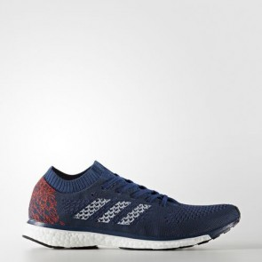 Zapatillas Adidas para hombre zero primeknit mystery azul/night navy/maroon AQ2366-165