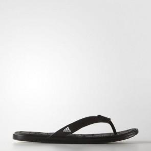 Zapatillas Adidas unisex chancla caverock core negro/footwear blanco S31679-158