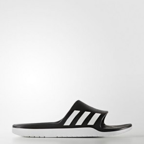 Zapatillas Adidas unisex chancla aqualette core negro/footwear blanco AQ2166-161