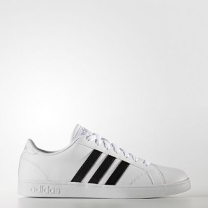 Zapatillas Adidas para hombre baseline footwear blanco/core negro/matte silver B74446-166