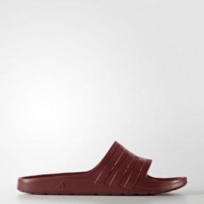 Zapatillas Adidas unisex chancla duramo mystery rojo BA8789-166
