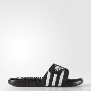 Zapatillas Adidas unisex chancla ssage negro/footwear blanco 78260-170