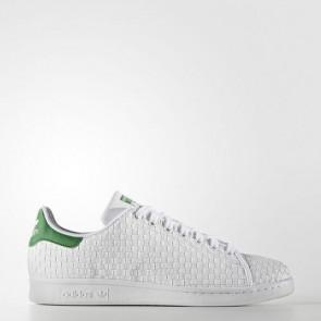 Zapatillas Adidas unisex stan smith footwear blanco/verde BB1468-178