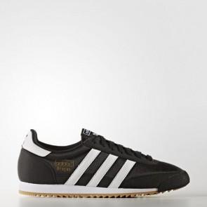 Zapatillas Adidas unisex dragon og core negro/footwear blanco/gum BB1266-181