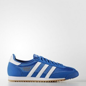 Zapatillas Adidas unisex dragon og azul/footwear blanco/gum BB1269-189