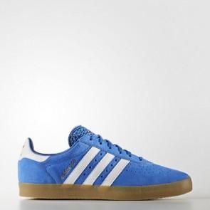Zapatillas Adidas unisex 350 azul/footwear blanco/gum BY1862-192