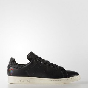Zapatillas Adidas unisex stan smith core negro/chalk blanco BA7779-197