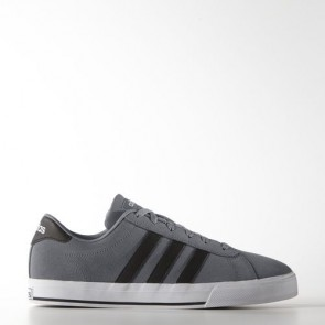 Zapatillas Adidas para hombre daily gris/core negro/footwear blanco AW4572-174