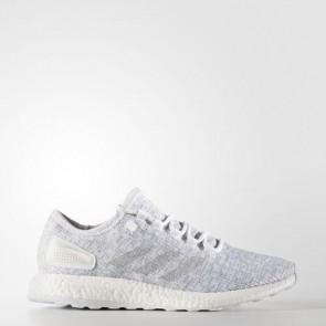 Zapatillas Adidas para hombre pure boost footwear blanco/clear gris BA8893-182