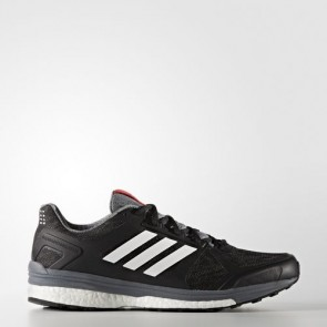 Zapatillas Adidas para hombre super nova sequence 9 core negro/footwear blanco/scarlet BB1613-185