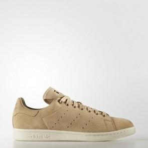 Zapatillas Adidas para hombre stan smith linen khaki/off blanco BB0039-201