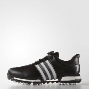Zapatillas Adidas para hombre tour 360 boost core negro/footwear blanco/power rojo F33410-206