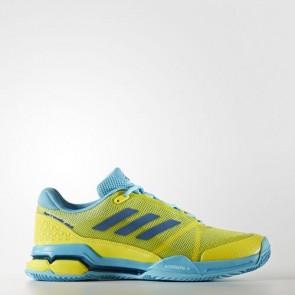 Zapatillas Adidas para hombre barrica club bright amarillo/core azul/samba azul BB3403-207