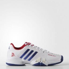 Zapatillas Adidas para hombre novak pro footwear blanco/collegiate royal/scarlet BA8013-211
