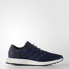 Zapatillas Adidas para hombre pure boost night navy/core azul/mystery azul BA8898-213