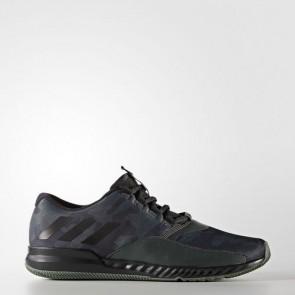 Zapatillas Adidas para hombre crazy bounce utility ivy/core negro/trace verde BA9004-218