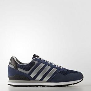 Zapatillas Adidas para hombre 10k collegiate navy/matte silver/clear onix AW3855-225