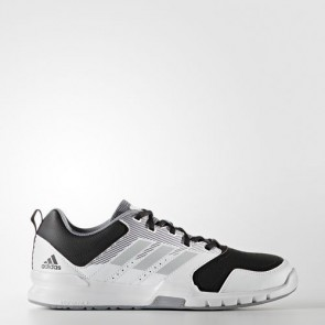 Zapatillas Adidas para hombre essential star 3 core negro/utility negro/footwear blanco BA8950-228