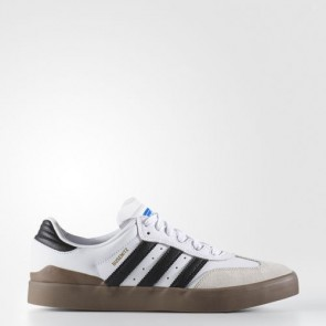 Zapatillas Adidas para hombre busenitz vulc footwear blanco/core negro/azulbird BB8449-237