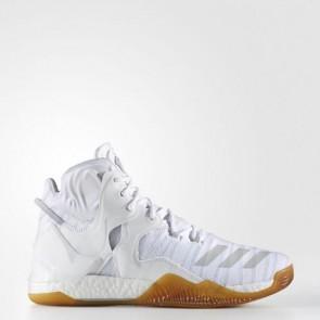 Zapatillas Adidas para hombre d rose 7 primeknit footwear blanco/cardboard B49512-239