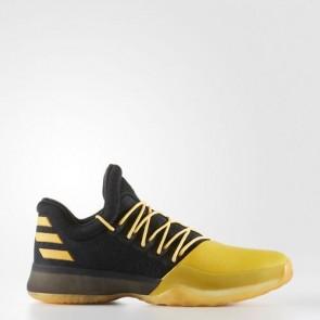 Zapatillas Adidas para hombre harden vol.1 bold gold/core negro/solar gold BW0548-240